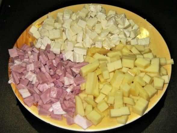 sformate di patate