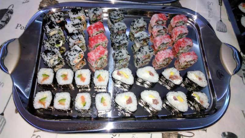 riso per sushi Estroso