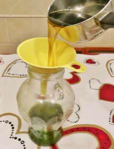 liquore fragolino bimbyper digerire