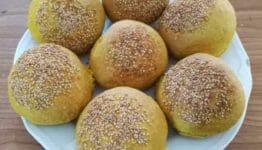 pane alla curcuma