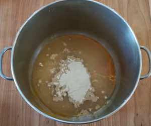 ricetta pane fatto in casa con lievito di birra