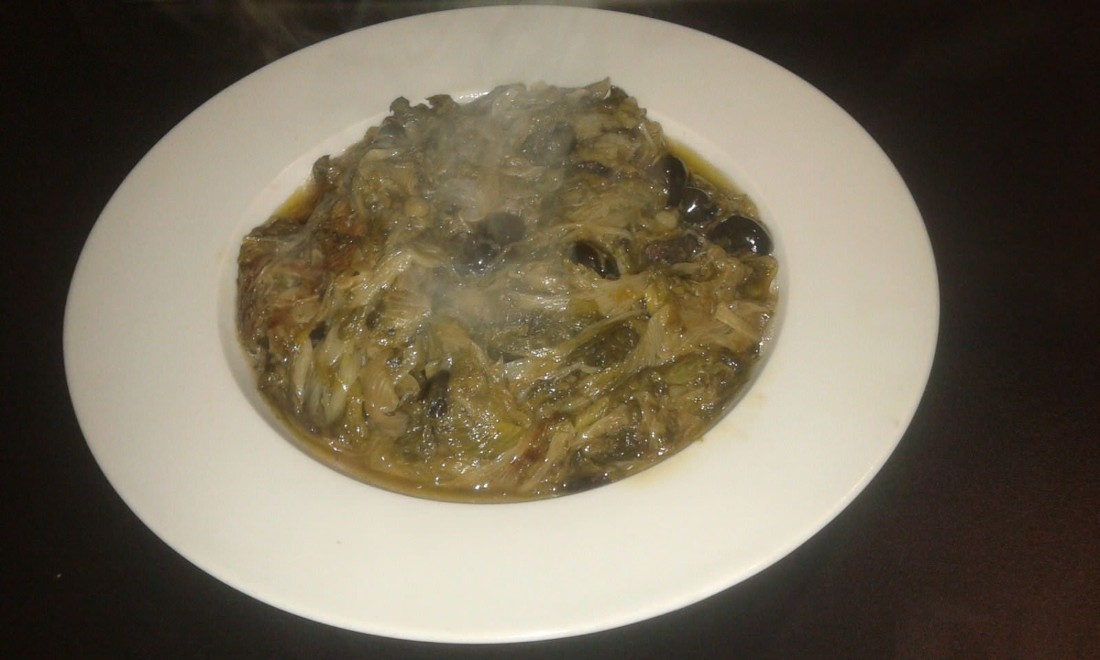 Scarole ricetta napoletana