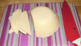 mozzarella di soia