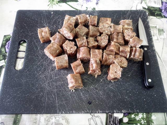 salame fatto in casa botulino
