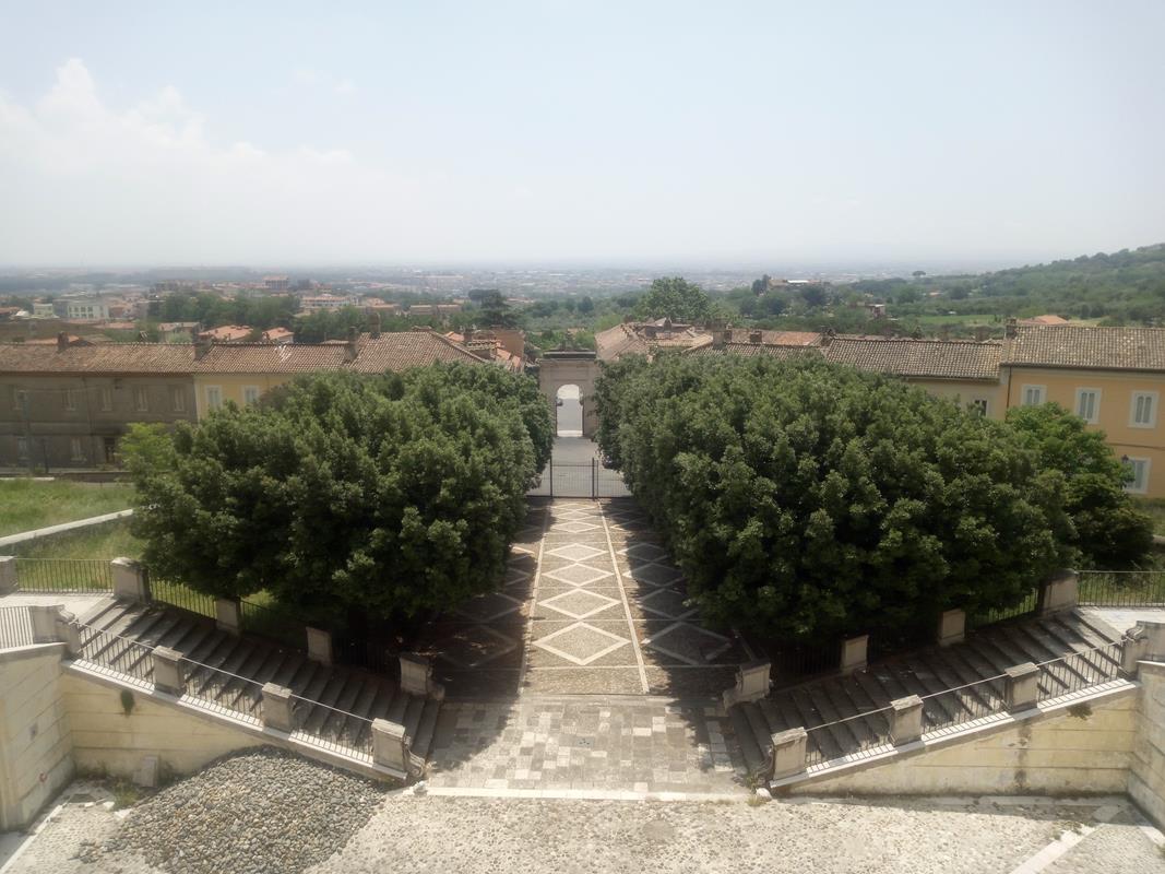 San Leucio e le antiche vie della seta