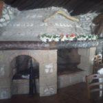 antico camino in pietra caserta