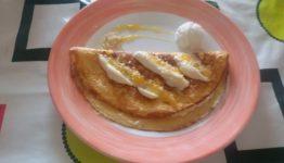 omelette proteiche