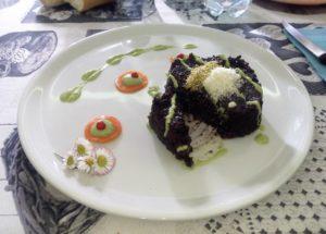 ricette con verdure riso cicoria