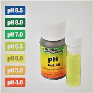pH alcalino misuratore ph acqua