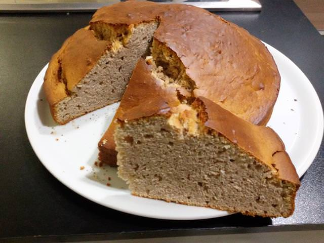 torta con farina di castagne (17)