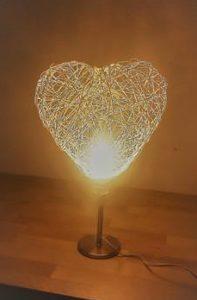 la lampada dell'amore