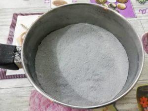 ricetta muffin al carbone vegetale