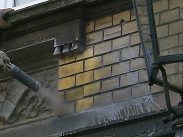 sabbiatura edile