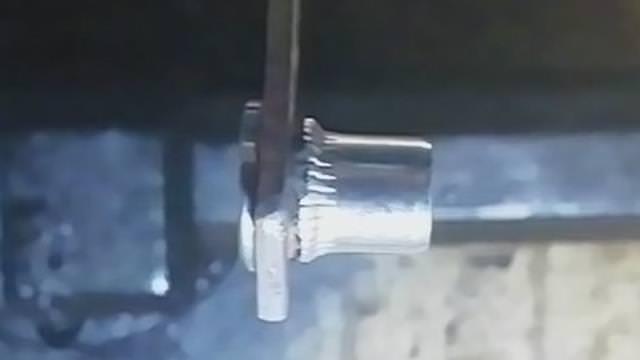 rivetti in alluminio