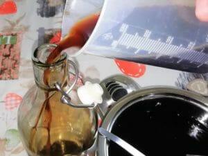crema di caffè fatto in casa