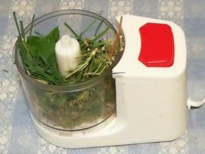 preparazione estroso dell ' olio aromatizzato