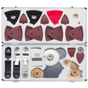 valigetta accessori per utensile multifunzione