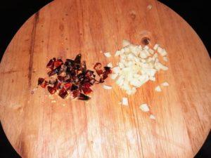 aglio e peperoncino