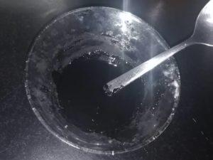 crema di burro aromatizzato