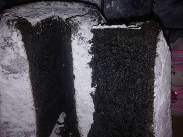 estroso pandoro nero