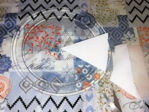 dischetti di carta forno