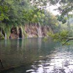 battello elettrico sui laghi di plitvice