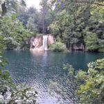 cascata del lago di plitvice in croazia