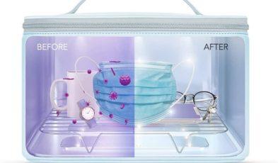 mascherine sterilizzatore