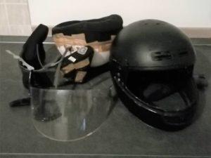 restyling casco moto