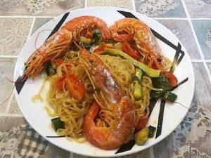spaghetti shirataki